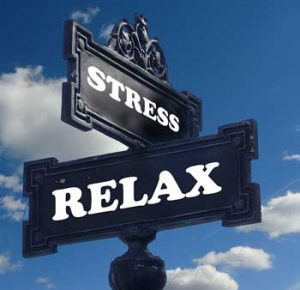 cartello stress relax